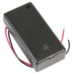 PRO POWER PP002097  Battery Box, 2X Aa, Wired